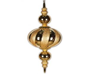 LARGE GOLD FINIAL