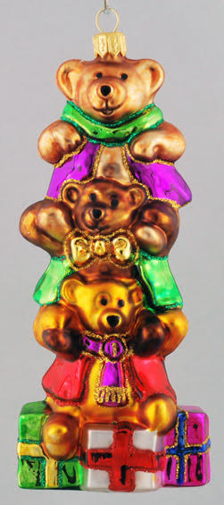 TEDDY BEAR STACK