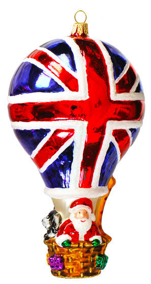 BRITISH HOTAIR BALLOON