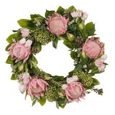 Protea Mix Wreath