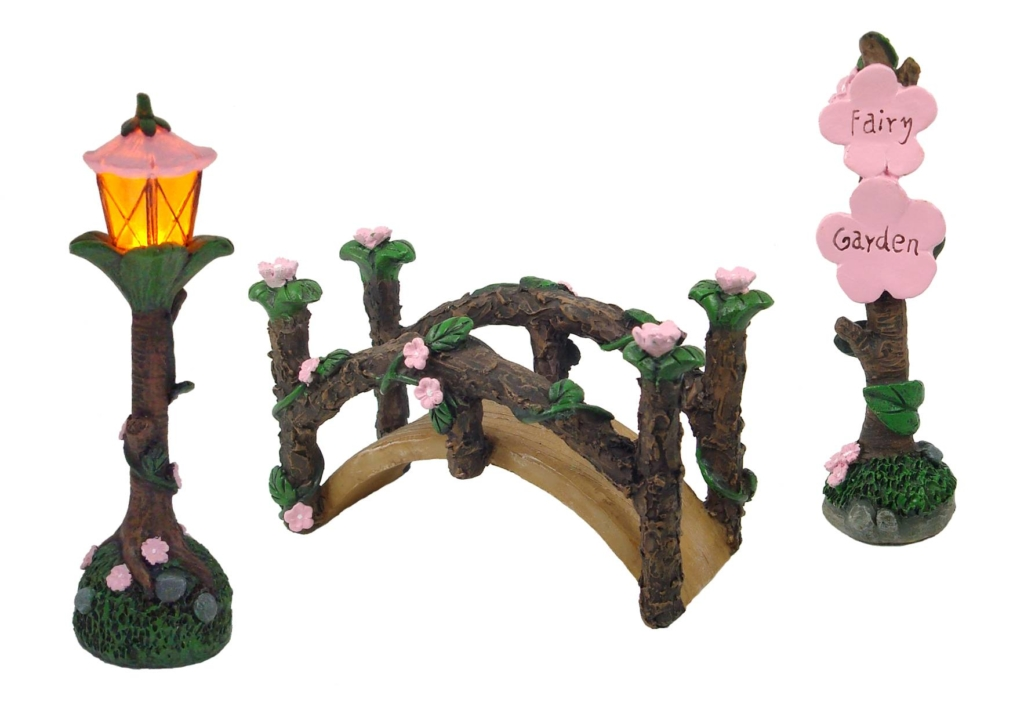 MINI GARDEN BRIDGE SET
