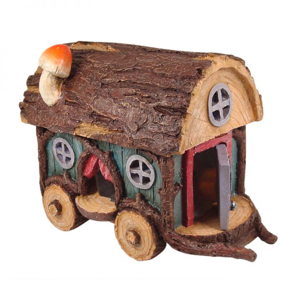 LED GYPSY CARAVAN w/ OPENING DOOR