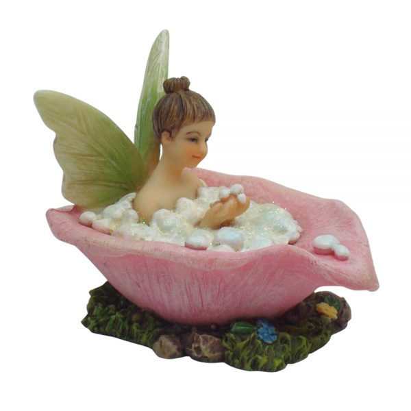 FAIRY IN BUBBLE BATH