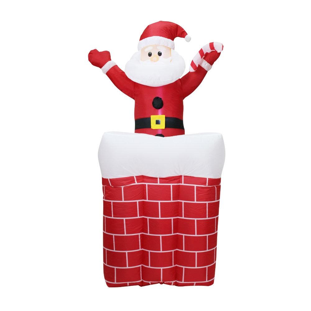 Inflatables   Mrs Claus Christmas Kingdom