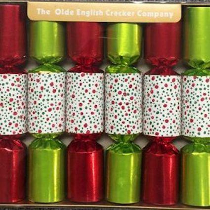 Crackers   Mrs Claus Christmas Kingdom