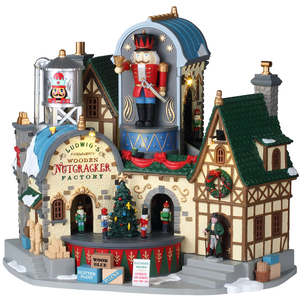 LEMAX MRS CLAUS KITCHEN
