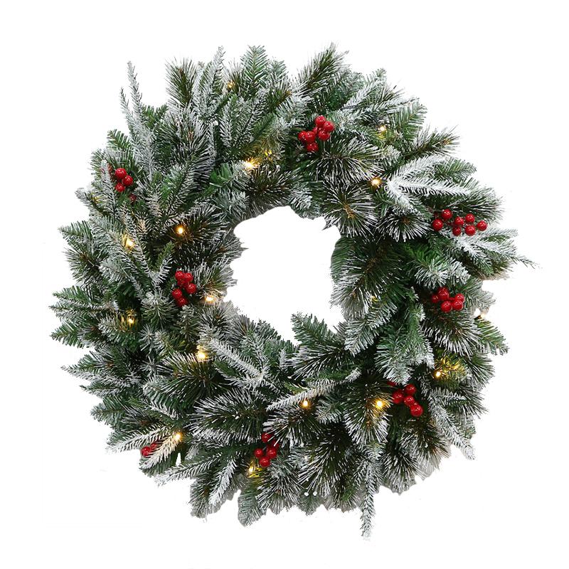 Protea Mix Wreath